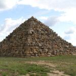 Die Gympie Pyramide in Australien