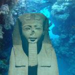 Die Sphinx bei den Bahamas