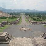 Teotihuacan ein Abbild des Sonnensystems